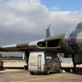 Win a day with XH558!